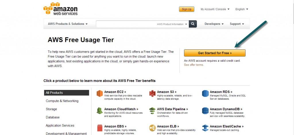 Amazon ec2 free tier storage