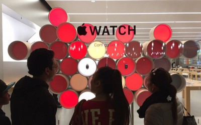 Apple Watch Pre-Orders Reached Nearly 1 Million