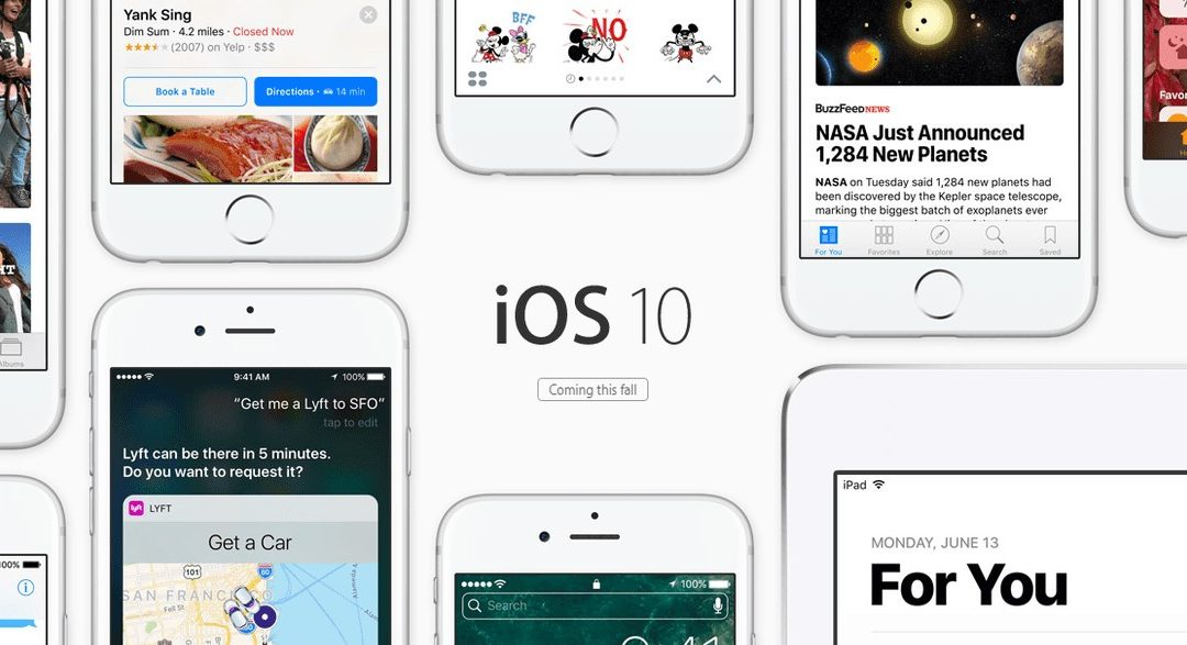 iOS 10: What does it mean for App Developers?