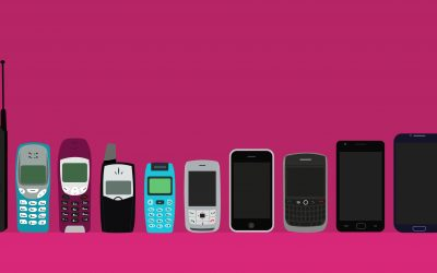 The History of Mobile App Design