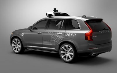 Your Uber May Soon Be Driverless