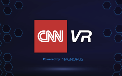 CNNVR Launches on Oculus Rift