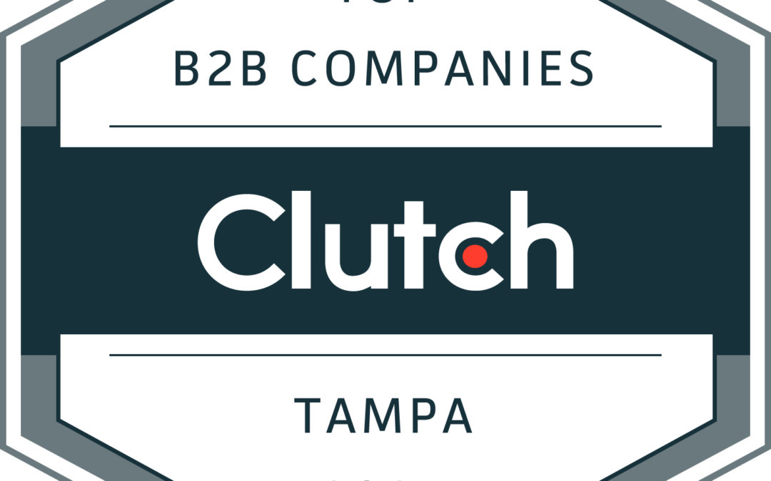 Powered Labs earns Top 10 honors in Clutch's 20 Leading B2B Companies