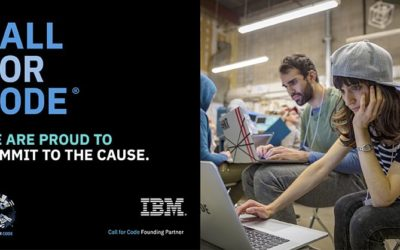 Powered Labs is an Official Supporter for IBM's #CallforCode 2018